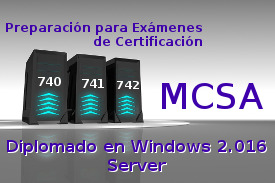 Diplomado en Windows 2016 Server